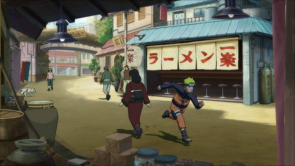 Naruto datovania hry online zadarmo