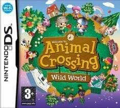Animal Crosing: Wild World