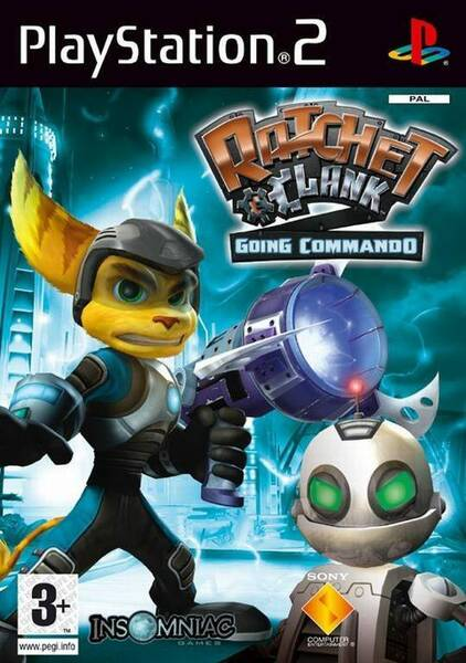 Ratchet & Clank 2: Locked and Loaded