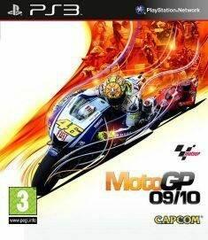 Moto GP 09/10