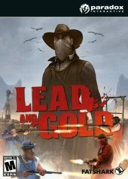 Lead and Gold: Gangs of the Wild West