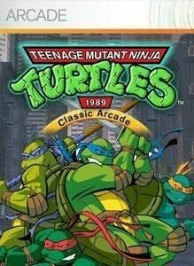 Teenage Mutant Ninja Turtles - 1989 Classic Arcade