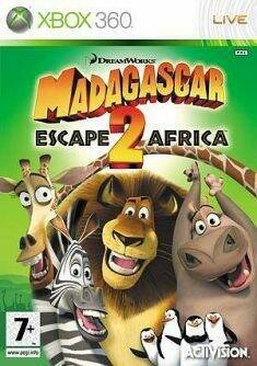 Madagaskar: Escape 2 Afrika
