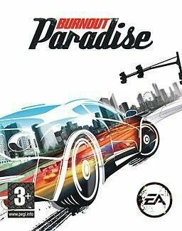 Burnout Paradise: DLC Cops and Robbers Pack