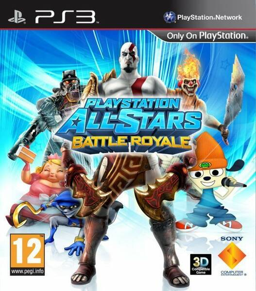 PlayStation All Stars: Battle Royal