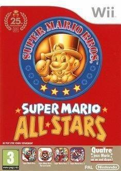 Super Mario All-Stars 25th Anniversary Edition