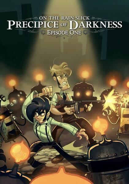 Penny Arcade Adventures: On the Rain-Slick Precipice of Darkness Episode 1
