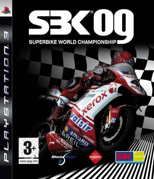 SBK09 Superbike World Championship