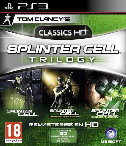 Tom Clancy's Splinter Cell: Pandora Tomorrow HD