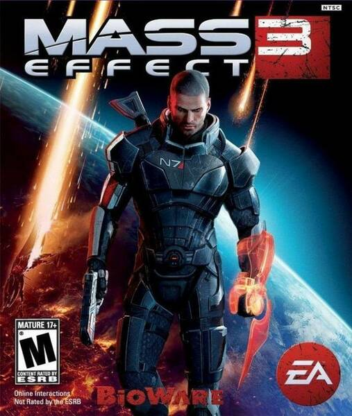 Mass Effect 3: DLC Leviathan