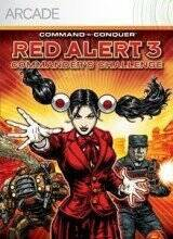 Command & Conquer Red Alert 3: Commanders Challenge
