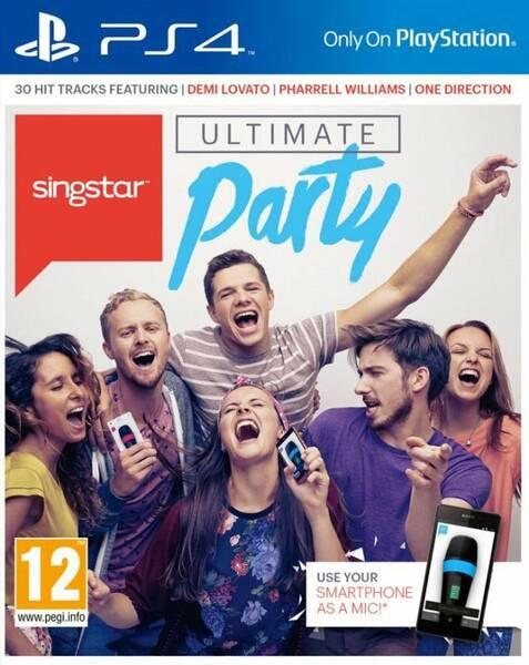 SingStar: Ultimate Party