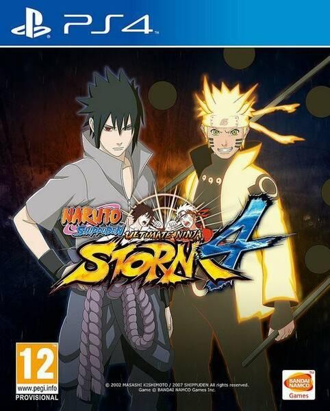 Naruto Shippuden: Ultimate Ninja Strorm 4