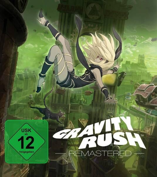 Gravity Rush: Remastered