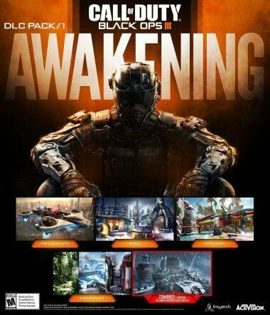 Call of Duty: Black Ops III - DLC Awakening