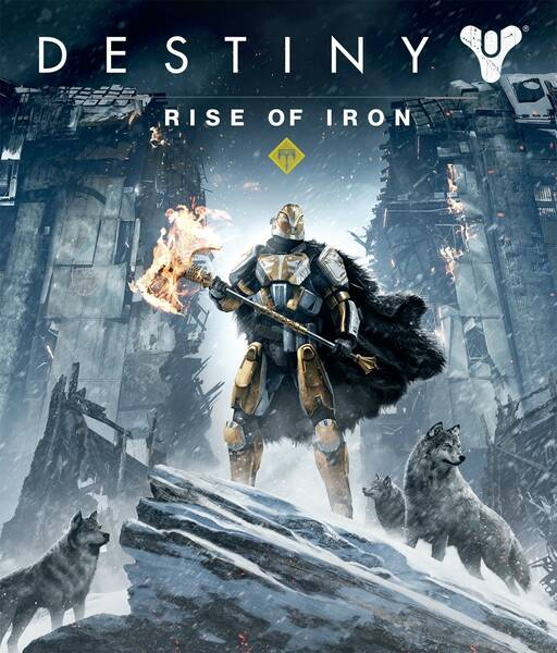 Destiny Expansion: Rise of Iron