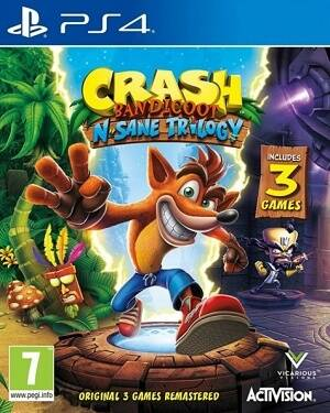 Crash Bandicoot (PS4)
