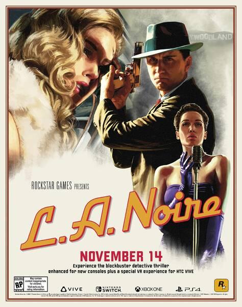 L.A. Noire (2017)