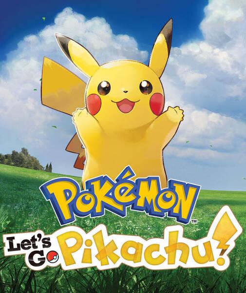 Let's Go, Pikachu!/Let's Go, Eevee!