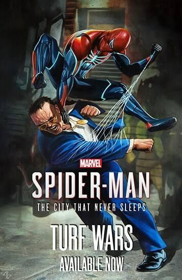Marvel's Spider-Man: Válka gangů