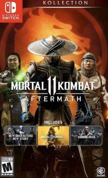 Mortal Kombat 11: Aftermath