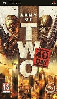 Army of Two PSP