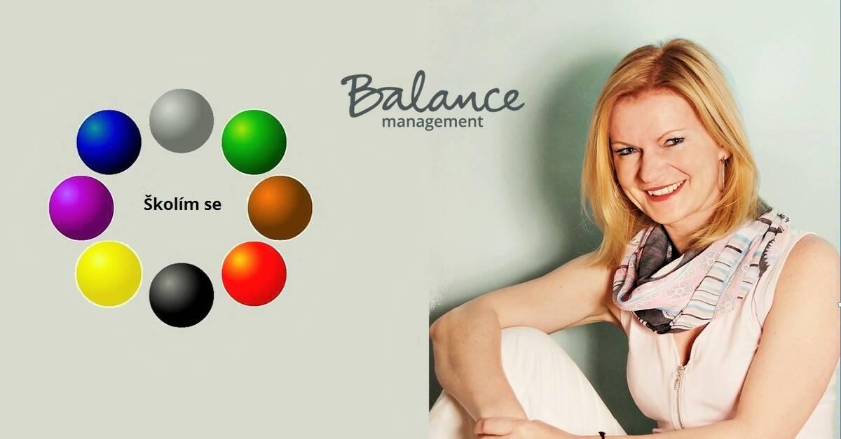 Balance Management - Radka Paálová